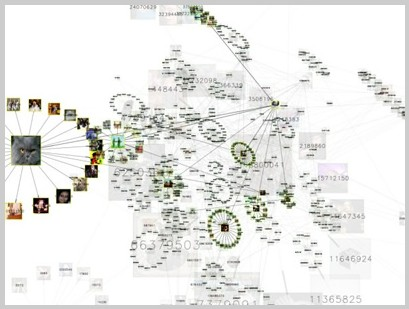 Social Networking Visualisation